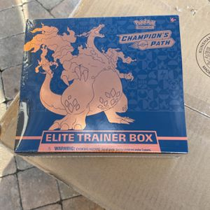 Pokémon Elite Trainer Box for Sale in Costa Mesa, CA