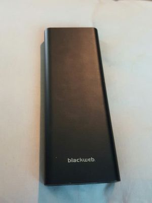 Blackweb portable charger for android for Sale in Murphysboro, IL