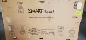 NEW SMART BOARD 8070i for Sale in San Dimas, CA