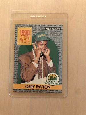 Payton vintage rookie card for Sale in Los Angeles, CA