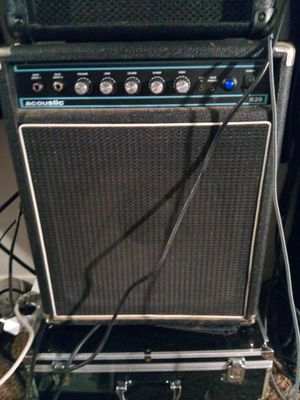 Accosustic bass amp for Sale in Columbus, OH