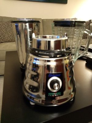 Oster Osterizer Contemporary Classic Blender for Sale in LAUD BY SEA, FL