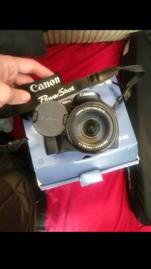 Canon power shot digital camera for Sale in Charleston, SC