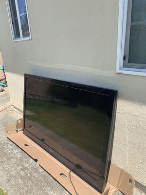 """55"""" in Sharp tv not smart tv for Sale in Salinas, CA"""