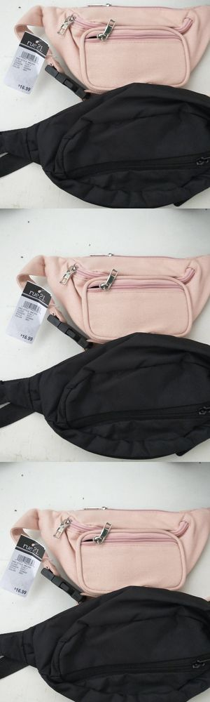 New rue21 fanny pack waist bag hip bag satchel makeup bag purse for Sale in Irving, TX