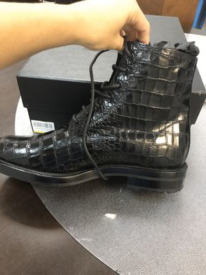 Saint Laurent men's boots for Sale in Miami, FL