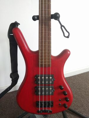 Warwick $$ double buck German pro series bass guitar for Sale in Nashville, TN