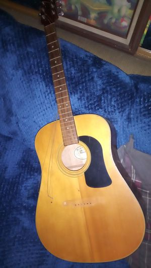 George Washburn acoustic guitar for Sale in Tarpon Springs, FL
