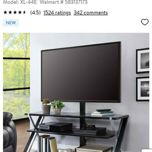 '55' Inch Smart TV &TV Stand Selling ASAP!!! for Sale in Lake Oswego, OR