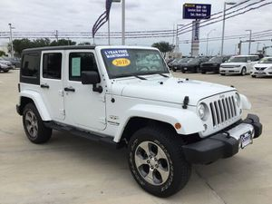 2018 Jeep Wrangler JK Unlimited for Sale in Austin, TX