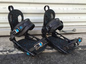 K2 Cinch CTS step in snowboard bindings MEN'S LARGE for Sale in Marina del Rey, CA