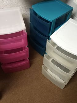 Plastic Storage Drawers for Sale in Waltham,  MA