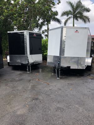 2019 brand New enclosed cargo storage trailer for Sale in Miami, FL