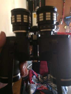 Wide angle binoculars/ tripod capable for Sale in Apex, NC