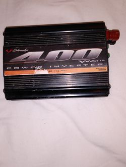 Power Inverter 400 Watts Works Great for Sale in South Salt Lake,  UT