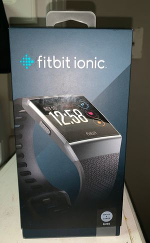 Fitbit Iconic for Sale in Atlanta, GA