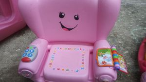 Interactive kids chair for Sale in Houston, TX