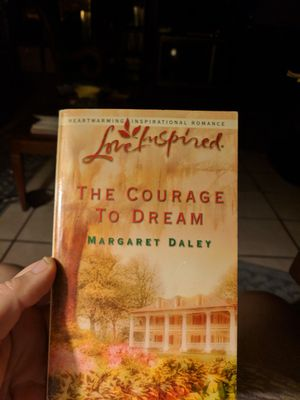 Love inspirational book the courage of the dream for Sale in Montgomery, AL