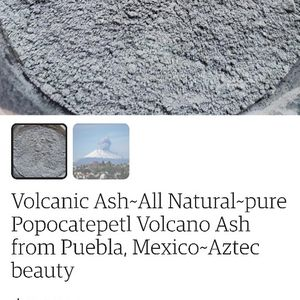 Volcanic Ash Clay. Sample 2 Oz Package Is 12.00 All Prices Are Or Best Offer. for Sale in Arroyo Grande, CA