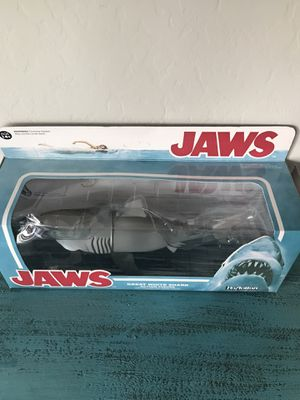 "Funko Jaws Great White Reaction Oversized 10"" Retro Action Figure for Sale in Gilbert, AZ"
