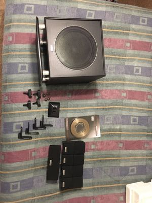 5.1 surround sound system for Sale in Port St. Lucie, FL