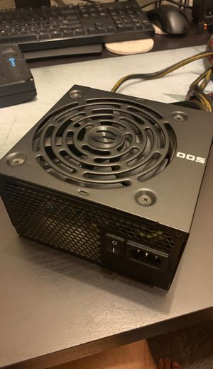 EVGA 500w Computer power supply for Sale in Azusa, CA