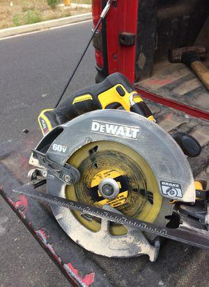 Dewalt flex volt for Sale in Vancouver, WA