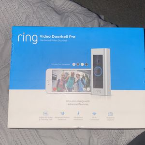 Ring Doorbell for Sale in Elgin, IL