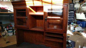 Desk Hutch 50L x 46H x 15W for Sale in El Cajon, CA