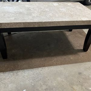 Granite Coffe Table & End Table for Sale in Hanover Park, IL