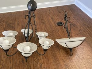 Ceiling light fixtures for Sale in New Bern, NC