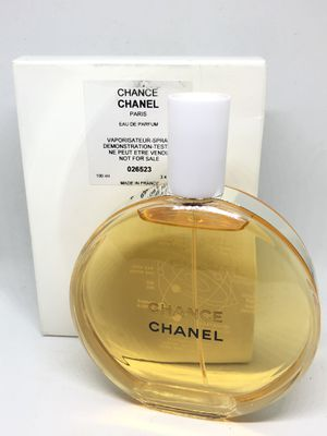 Chanel Chance EDP no top NEW 3.4 Oz for women for Sale in Coral Springs, FL