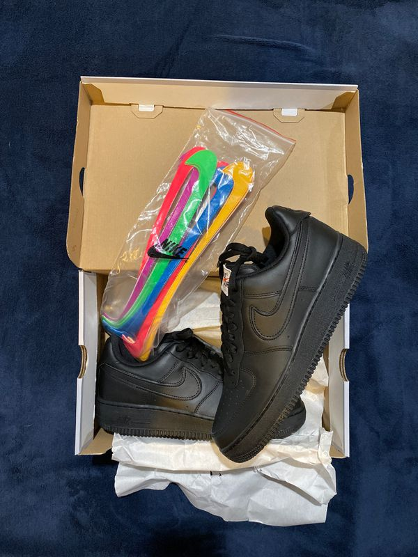 Air Force 1 low Swoosh Pack All-Star 2018 sz 9