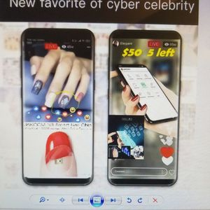 Cyber Nail. Chip for Sale in Victorville, CA