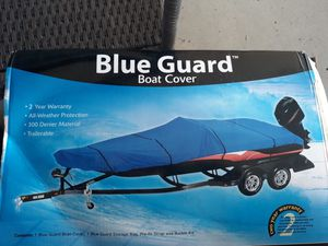 Boat cover available from 14 to 22 feet for Sale in Moreno Valley, CA