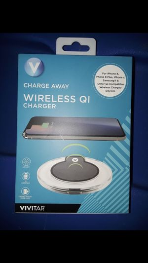 Wireless Qi Charger for Sale in Derwood, MD