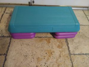 Aerobic Exercise Step With Risers for Sale in Glendale, AZ