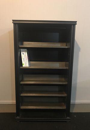 Media Storage Cabinet-Salamander Design-Black for Sale in Overland, MO