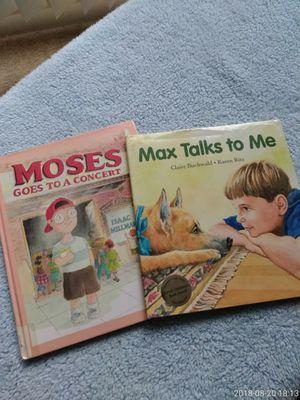 (2) Older Children Books for Sale in Washington, DC