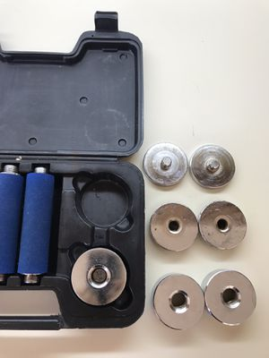 Weight lift kit and Dumbbell set for Sale in Richardson, TX