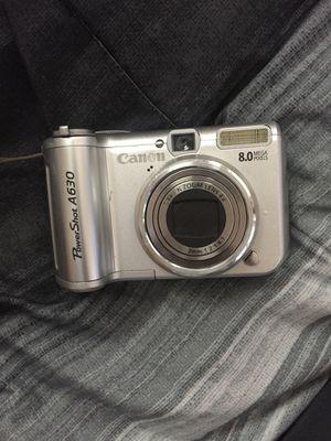 Canon camera for Sale in Sacramento, CA