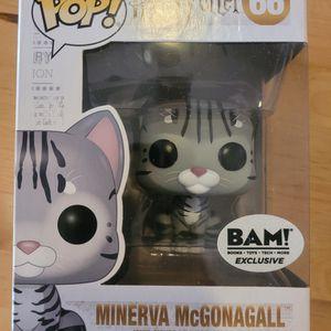Minerva McGonagall BAM harry Potter Funko Pop for Sale in Los Angeles, CA
