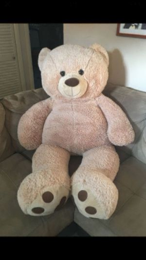 Giant teddy Bear great gift 🎁 for Sale in New Port Richey, FL