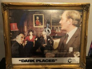 "Lobby Card for Movie ""Dark Places"" (1973) for Sale in Clovis, CA"