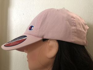 Champion pink hat for Sale in Hollywood, FL