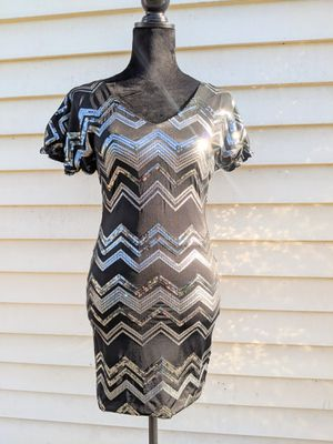 Profile Size M Sequin Dress for Sale in Seattle, WA