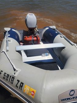 11 Ft Hydro Force Inflatable Boat for Sale in Fountain Valley,  CA