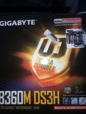 i5 8400 for sell with motherboard for Sale in Columbus, OH