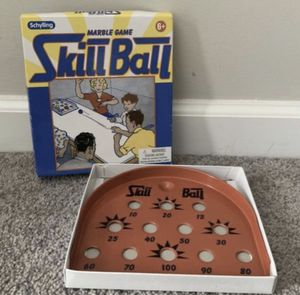 In Box Schylling Skill Ball Marble Kid Junior Toddler Family Time Game for Sale in Chapel Hill, NC