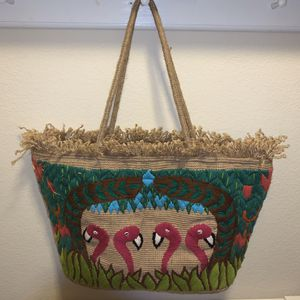 Hand woven tote bag for Sale in Frisco, TX